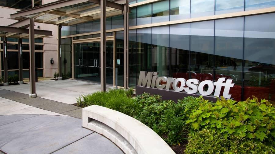 微软的业务正在蓬勃发展,甚至Bing也表现不俗