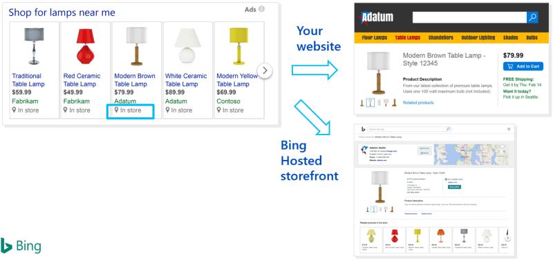 本地广告资源广告在微软广告中推出测试版