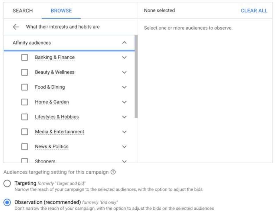 使用Google Ads的新受众群体作为专业人士的11条提示